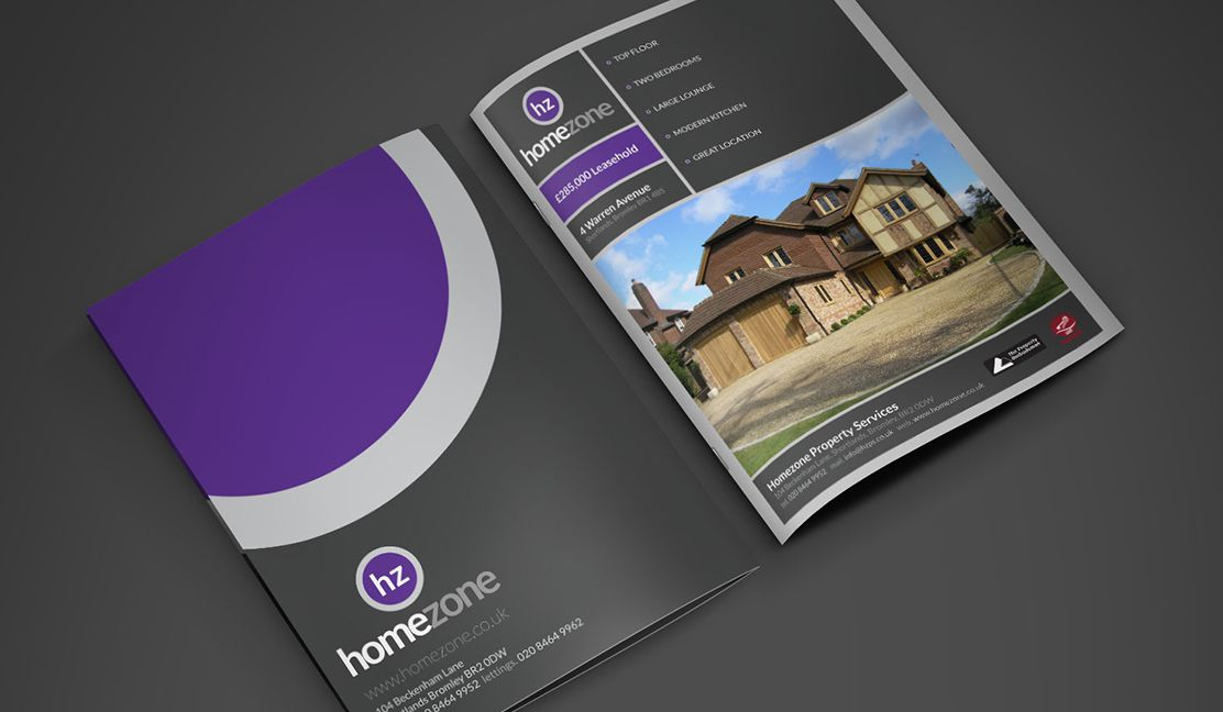 Homezone brochure